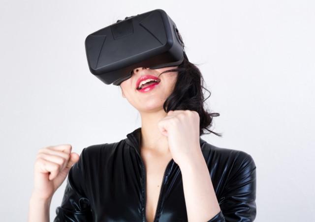 3Dで見えるVRの利便性